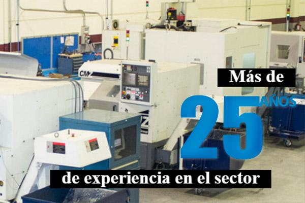 Mecanizados CNC Manresa