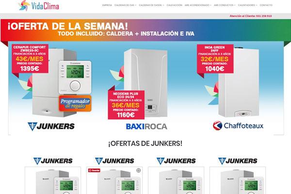 Instaladores autorizados de Aire Acondicionado, Calderas, Calentadores, Calefacción