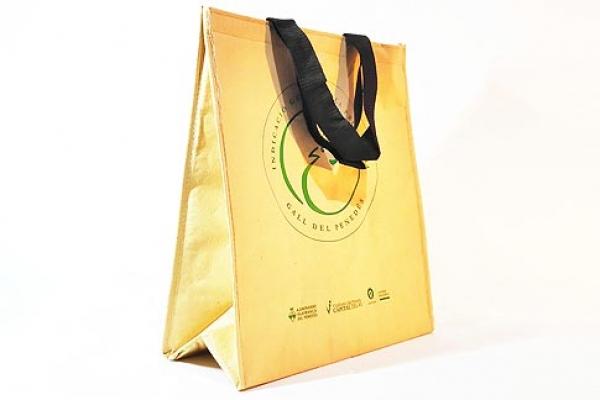 Castel Pack bolsas isotermicas de papel