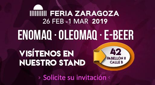 Feria Enomaq Zaragoza 2019
