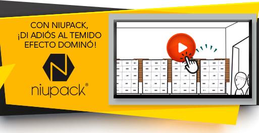 Niupack - J2 Servid protección de mercancías